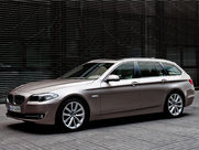 Описание BMW 5 Series Touring, универсал, модель  г