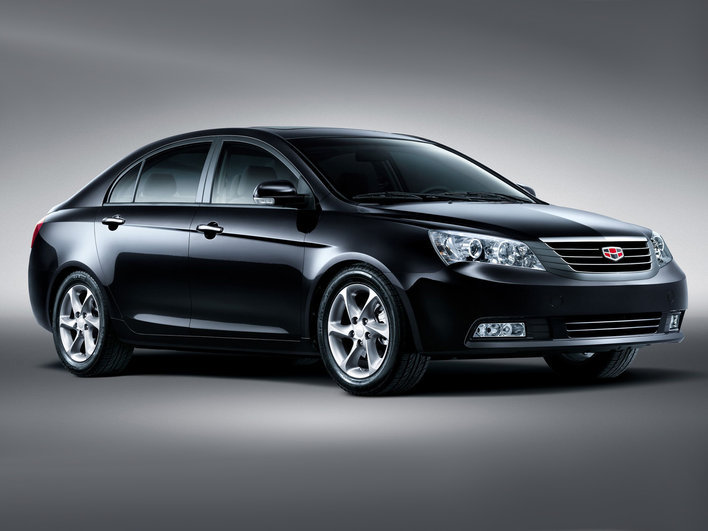 Geely Emgrand .