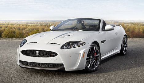 Фото Jaguar XK R-S Convertible кабриолет, модельный ряд 2012 г