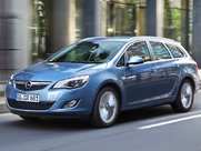 Описание Opel Astra Sports Tourer, универсал, модель  г