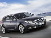 Описание Opel Insignia Sports Tourer, универсал, модель  г